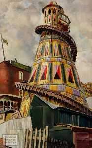 Helter Skelter. Hampstead Heath