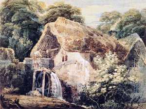 An Overshot Mill