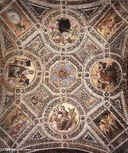 Ceiling (Stanza della Segnatura)