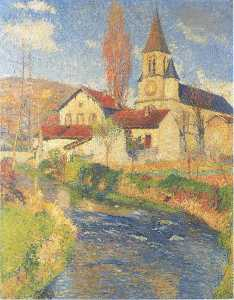 Church by the River