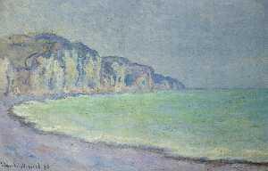 Cliff at Pourville