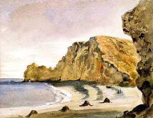 Cliffs at Étretat