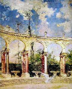 The Collonade in Versailles