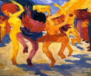 Dance around the Golden Calf