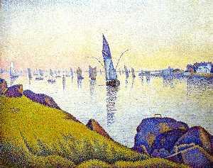 Evening Calm, Concarneau, Opus 220 (Allegro Maestoso)