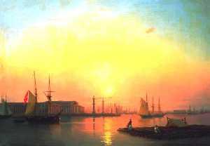 Exchange of Peterburg