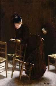 Femme en Priere