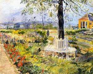 Garden in Neu-Cladow