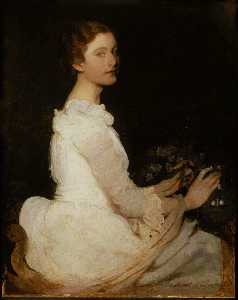 Girl in White (also known as Margaret Greene)
