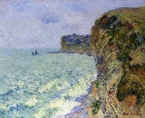Grainville Cliff near Fecamp