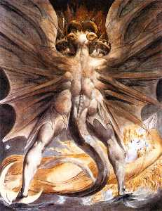 The Great Red Dragon and the Woman Clothed in Sun