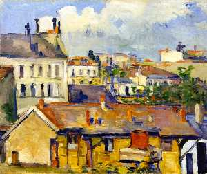 Group of Houses (also known as Roofs)
