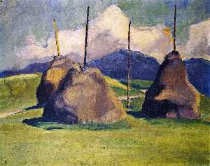 Haystacks