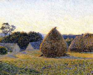 Haystacks, Giverny