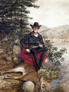The Hunter, A Self Portrait