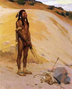 An Indian Hunter