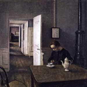 Interior, Strandgade 25
