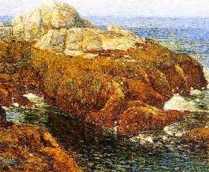 Kelp-Covered Rocks, Isle of Shoals