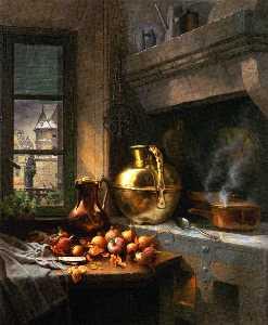 Kitchen Corner (also known as Le Coin de Cuisine)