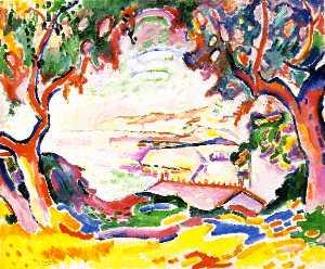 Landscape at L'Estaque