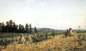 Landscape in the Polesie