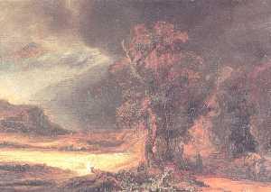 Landscape with the Good Smaritan