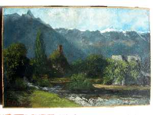 LE GLACIER (also known as SAILLON (Valais))