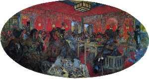 'Le Grand Teddy' Tea-Room