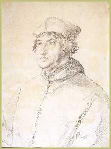 Cardinal Albrecht von Brandenburg