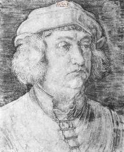 Portrait of a Man (Konrad Peutinger)