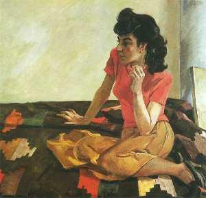 Portrait Mirelle Shahinian