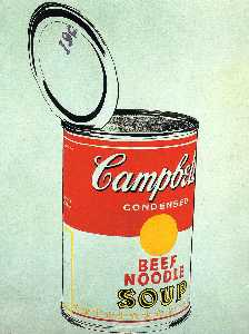 Campbell'S Soup Can (beef)