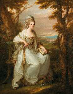 Portrait of Anne Loudon, Lady Henderson of Fordall