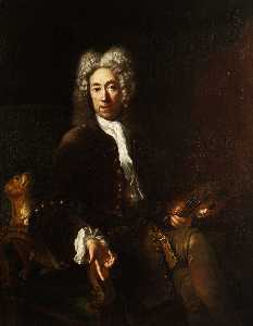 Portrait of Jean Baptiste Gayot Dubuisson