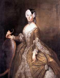 Luise Ulrike of Prussia, Queen of Sweden