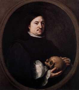 Portrait of Nicolas Omasur
