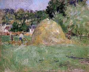 Haystacks at Bougival
