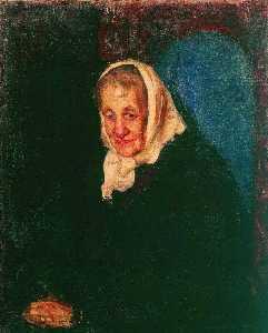 Portrait of Julia Petrovna Greek