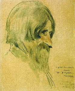 Portrait of a Peasant Kotov