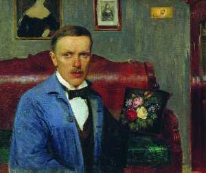 Portrait of L.P. Albrecht