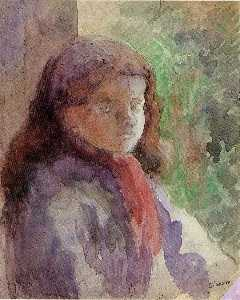 Portrait of the Artist's Son, Ludovic Rudolphe