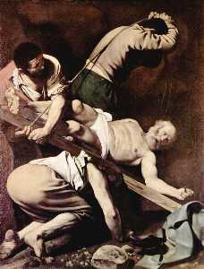 crucifixion des saint pierre