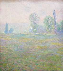 Meadows in Giverny