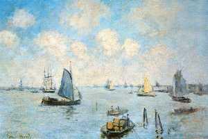 The Sea at Amsterdam