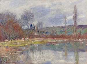 The Spring at Vetheuil