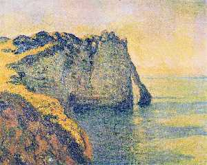 Скалы Porte d Аваль