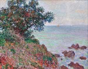 Mediteranian Coast, Grey Day