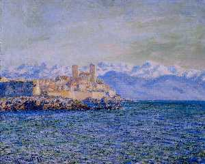 The Old Fort at Antibes