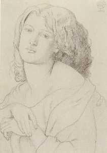 Portrait of Fanny Cornforth