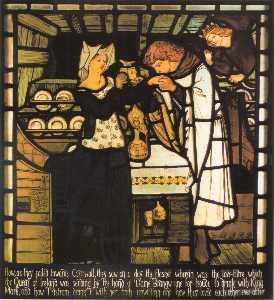 Sir Tristram and la Belle